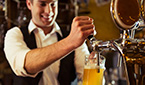 Bars und Restaurants. In Riesa. | © fotolia.de - georgerudy